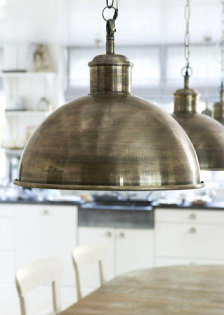 Rivièra Maison Webstore - Accessoires   Lampen & Lampenkappen   Hanglampen   Hanging Lamp Deauville XL