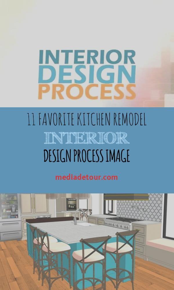 11 Favorite Kitchen Remodel Interior Design Process Image Di 2020 Dengan Gambar
