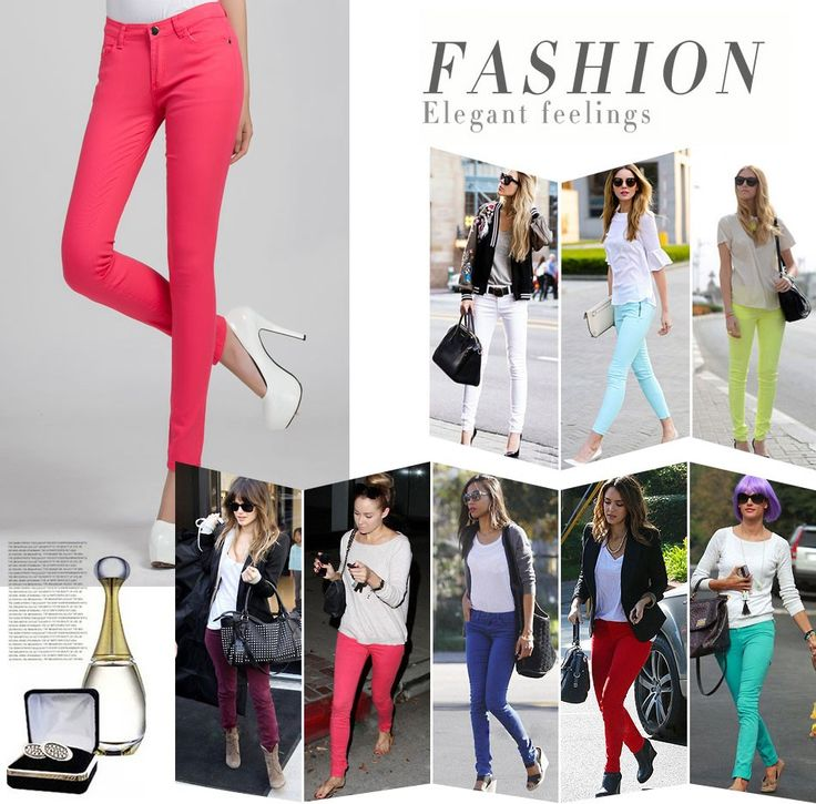 Women's Casual Fashion Candy Slim Pencil Pants Clothing  Was US$23.89. Enjoy discount 42%. Now only US$13.95 (SG$19.65).  Shop and buy this pencil pants online at ~ http://www.cecaca.com.sg/women-casual-fashion-candy-slim-pencil-pants/ Free shipping worldwide.  Shop for more women's pants at ~ http://www.cecaca.com.sg/women-pants/