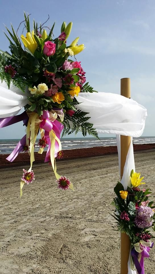 121 Best Beach Weddings By Baroque Events Galveston Images
