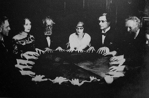 Worst dinner party ever, Mary thought to herself.