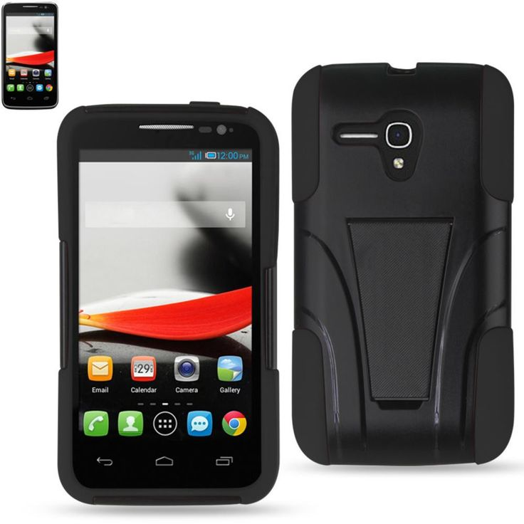 Reiko Silicon Case+Protector Cover Alcatel Onetouch Pop ...