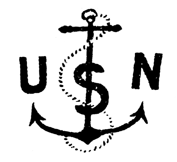 US Navy Anchor