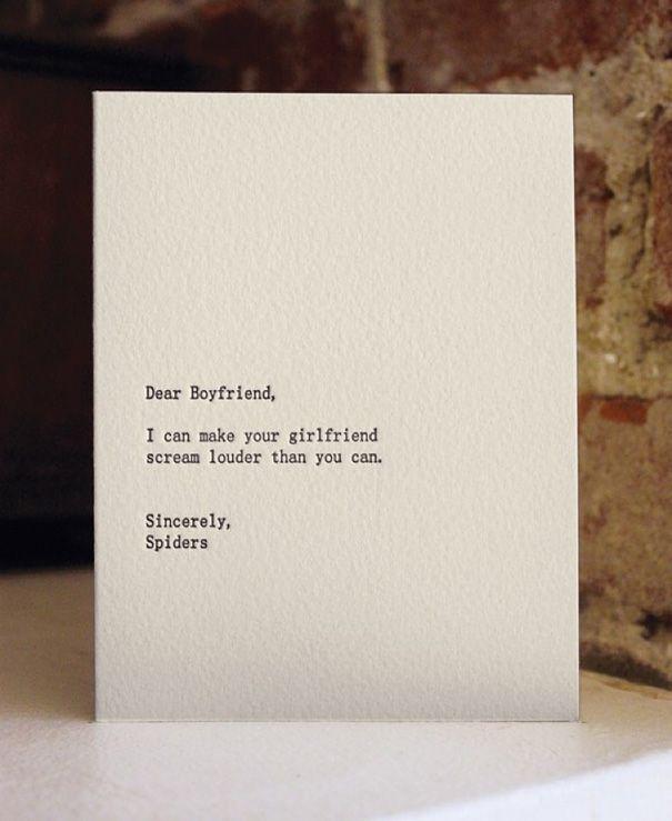 21 Funny Dear Blank, Please Blank Letters | Bored Panda