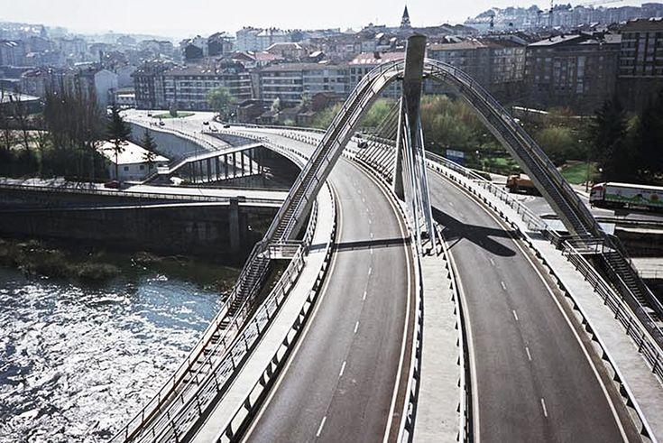 Cruzar el Puente del Milenio en coche costará 20 centimos - Ourense Noticias