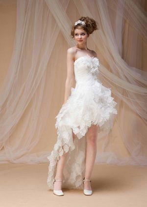 ミニスカート!かわいい花嫁衣装がいい♡ウェディングドレスの参照一覧まとめ♡