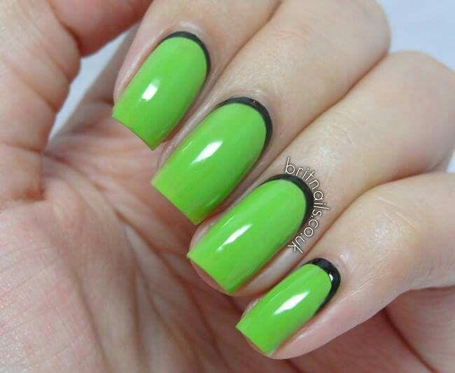 Mejores 196 imágenes de Nails en Pinterest | Diseño de uñas ...