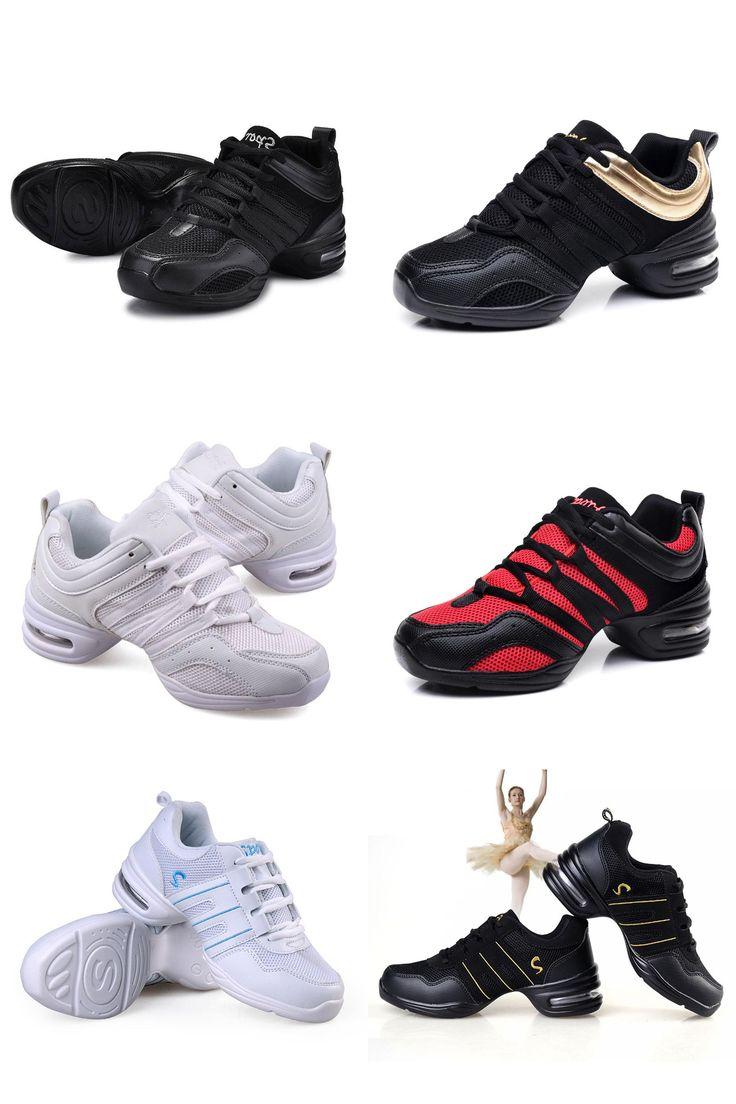 [Visit to Buy] Plus Size Dance Shoes Women Jazz Hip Hop Shoes For Woman Sneakers Salsa Ballroom Dance Shoes latin zapatos de baile #Advertisement