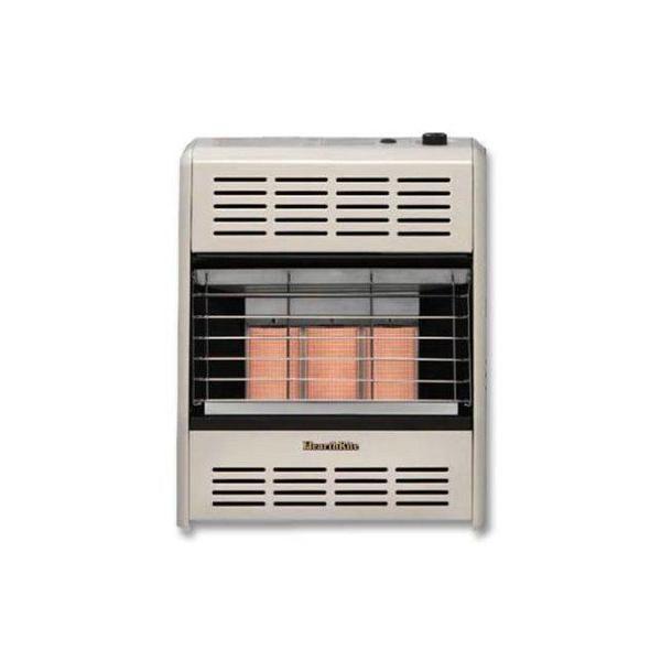 Hr15ml Hearthrite Vf Radiant Propane Heater 15 000 Btu Manual Control Radiant Heaters Portable Propane Heater Infrared Heater