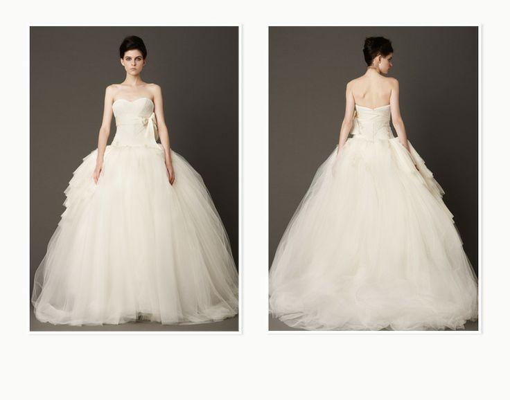 Nordstrom.com - Vera Wang Wedding Dress Lookbooklouisa #120613 ...