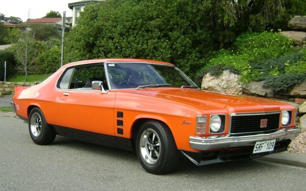 1974 Holden HJ Monaro GTS Coupe: Built New in Melbourne, Australia. Shannons Club.