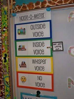 Voice Levels! my-future-classroom
