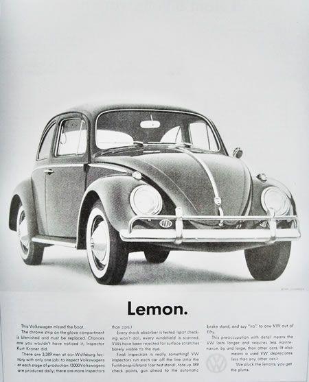 Carros & Clásicos. Lemon, término utilizado para referirse a los carros defectuosos.