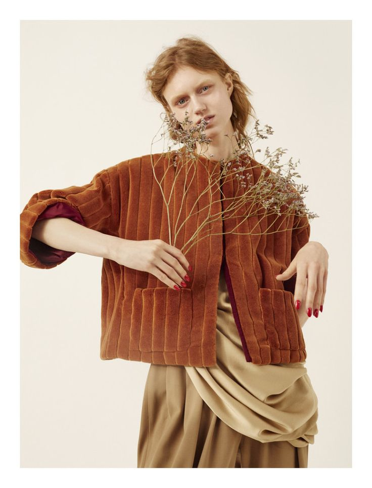 fashion editorial Frida Westerlund for D magazine