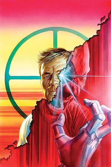 Alex Ross - Bionic Man