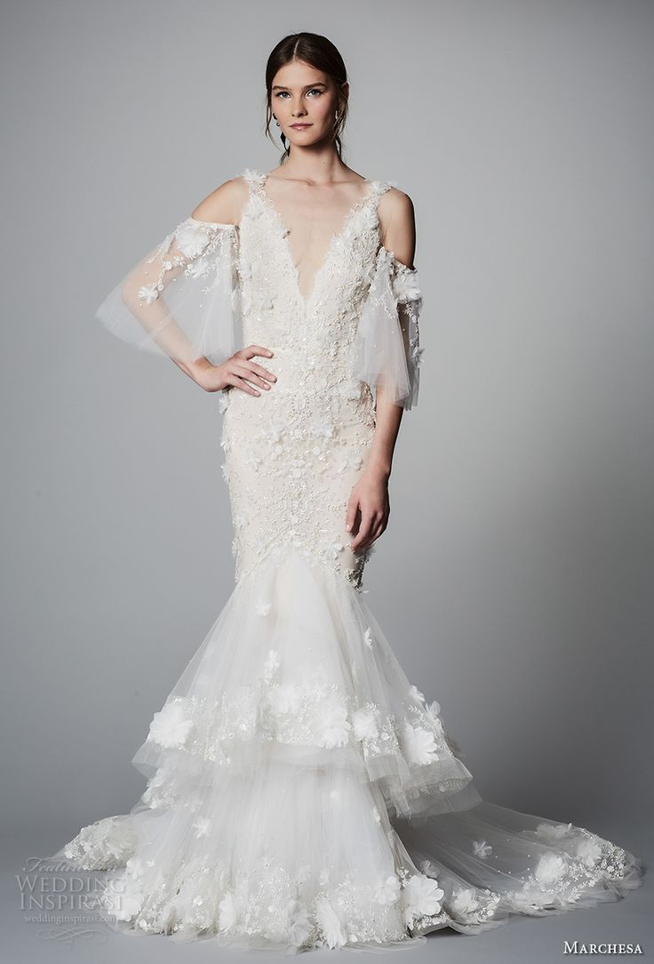 The best images about marchesa on pinterest wedding dresses