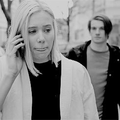 """""""he said he wasn't in love with me anymore"""" noora and william - skam season 2"""