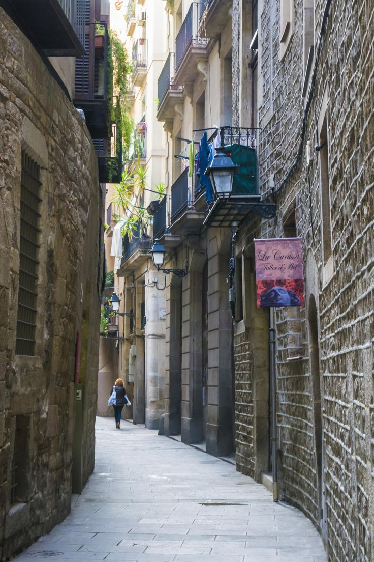 Ribera Quarter Barcelona  Catalonia