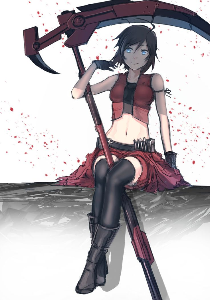 RWBY - Your Affection by anonamos701.deviantart.com on @DeviantArt