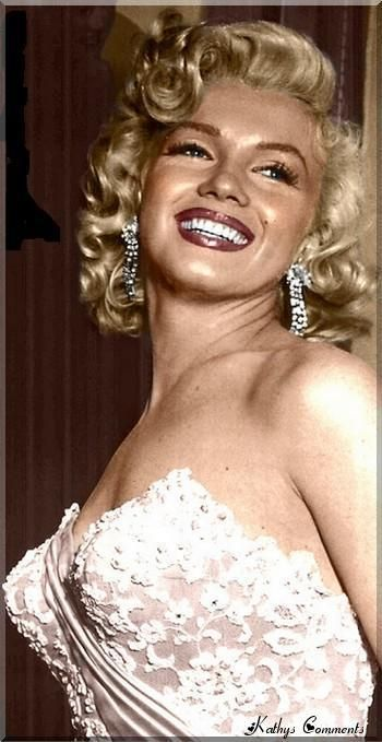 Marilyn Monroe: Norma Jeane Mortenson (June 1, 1926 – August 5, 1962)