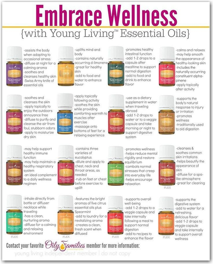 beyoung essential oils harstad