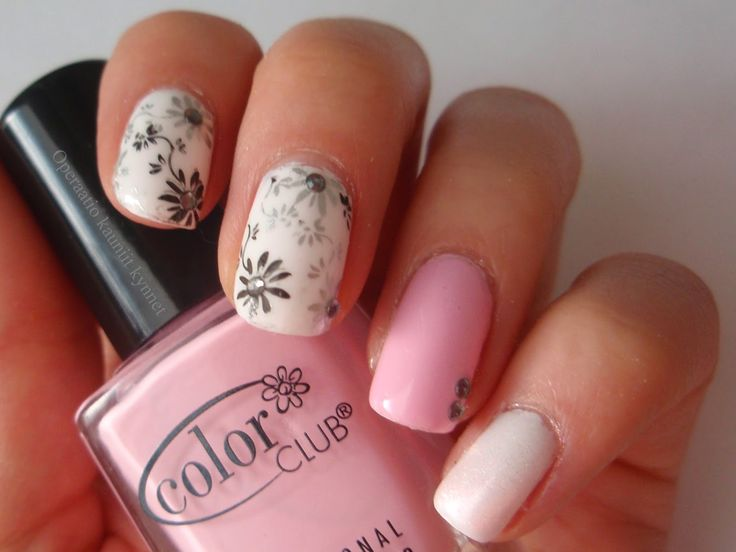 Color Club Endless, Isadora Opaline, Gina Tricot White