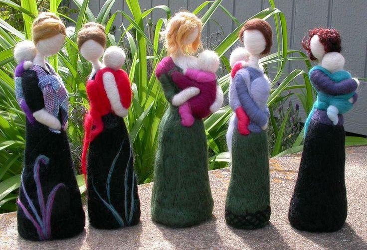 bambole portatrici