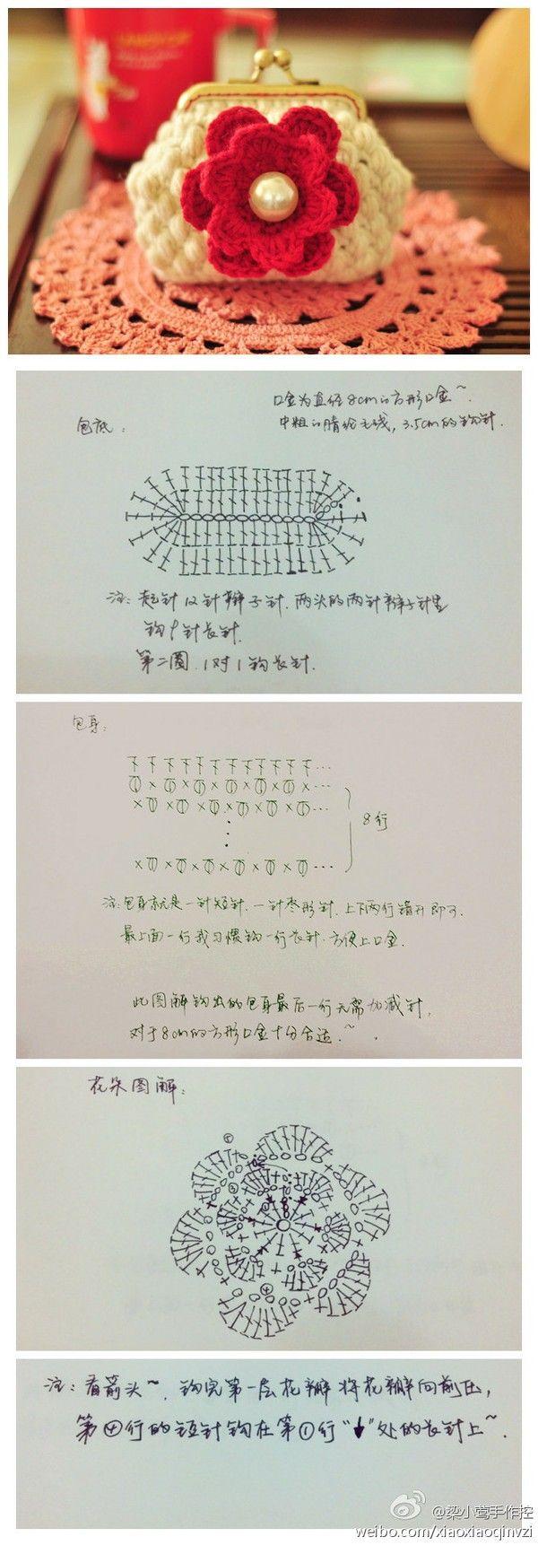 艺术 GALA手工 生活 钩针 钩花