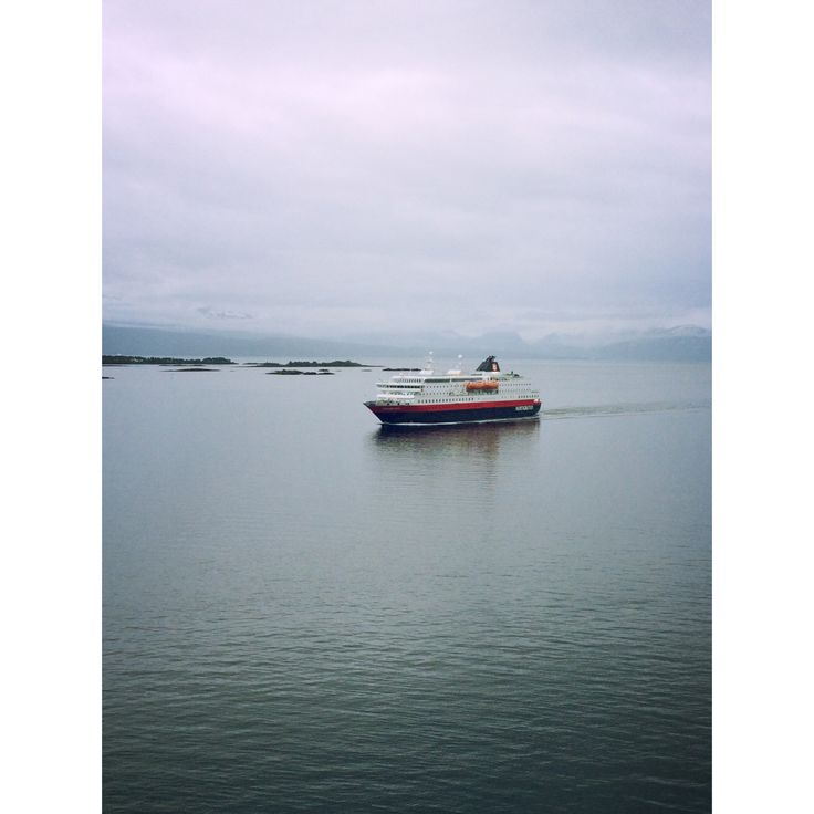 Hurtigruten in Molde