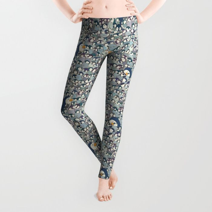 Buy Baby Penguin Pattern Leggings by strijkdesign. Worldwide shipping available at Society6.com. Just one of millions of high quality products available.