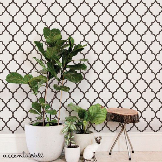 25 Best Ideas About Moroccan Wallpaper On Pinterest: Best 25+ Fabric Wallpaper Ideas Only On Pinterest