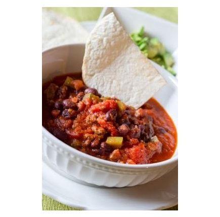 CHILI CON CARNE En-cas hyperprotéinés (7 sachets de 30g)  Mettez de l'exotisme dans votre assiette et envolez-vous vers le Mexique ! Cette délicieuse recette du Chili Con Carne est pauvre en calories et riche en protéines, de quoi accompagner parfaitement votre régime hyperprotéiné !