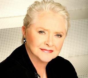 Susan Flannery ~ Born 1939, film & soap opera actor, director, Jersey City.