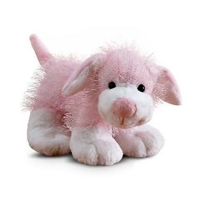 webkinz stuffed animals | Ganz Webkinz Plush Stuffed Animal Pink and White Dog