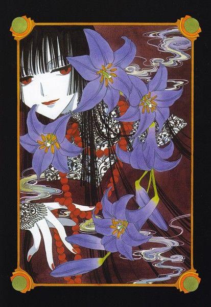 Tags: Anime, CLAMP, xxxHOLiC, Scan, Ichihara Yuuko