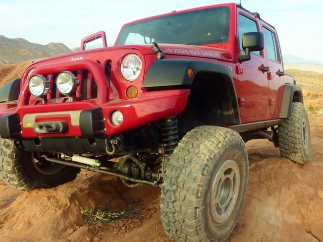 Las Vegas Rock Crawlers Off Road Jeep Tours in Las Vegas RENT A CRAWLER!