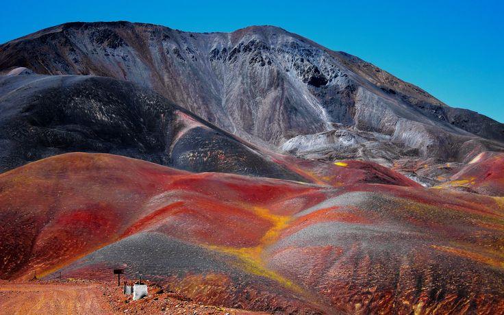 Colores en el Cerro - La Rioja - Argentina | Cerro Pilar- Camino a Laguna Brava…