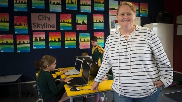 Cambridge Primary School teacher Carol-Lynn Hill is on the hunt for old laptops to use in the classroom for pupils with ...