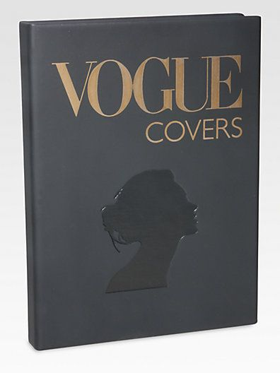 Vogue Covers* Coffee Table Book #GiveSaks