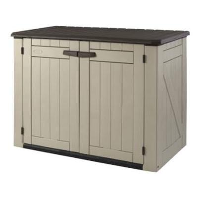 Jardin Lounge Shed 17188185 Home Depot Canada Outdoor Storage Shedsbike
