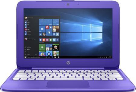 """HP HP Stream 11-y001ur (Intel Celeron N3050 1600 Mhz/11.6""""/1366x768/2048Mb/32Gb SSD/DVD нет/Intel® HD Graphics/WIFI/Windows 10 Home)  — 17990 руб. —  Ноутбук HP Stream 11-y001ur выглядит ярко и привлекательно. Он пригодится всем, кто часто отправляется в поездки.Ноутбук для путешествий. Характерные особенности этой модели – сравнительно небольшой вес и тонкий корпус. Благодаря этому ноутбук удобно брать с собой в деловые и туристические поездки. Емкий аккумулятор позволяет работать до…"""