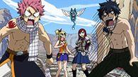 Watch Fairy Tail Episodes