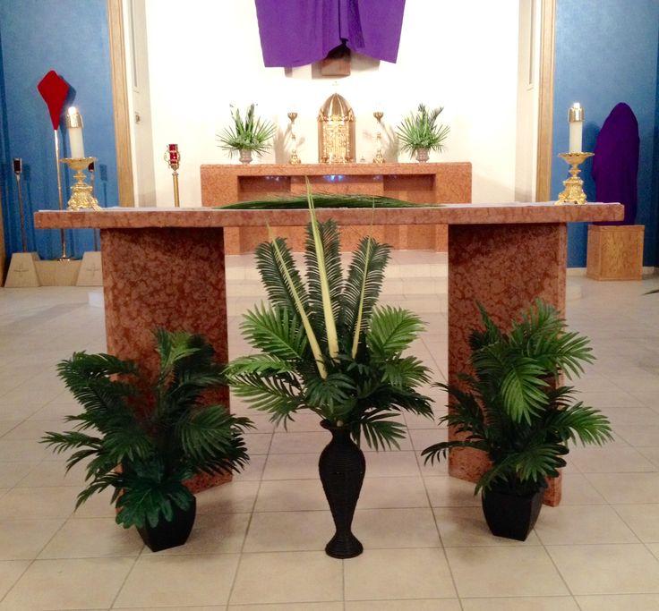 Palm Sunday 2015 - St. Philomena Church