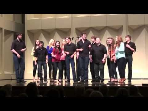 Introducing Just Duet, Miami's co-ed a cappella group!