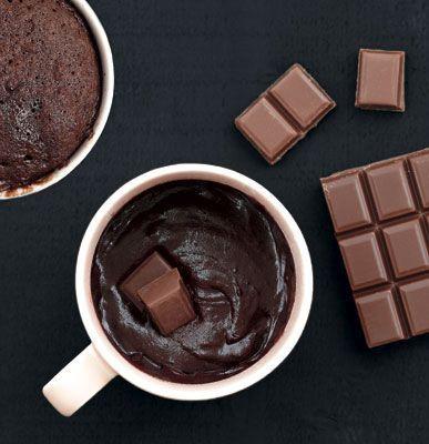 Cucinare al microonde: dolci in tazza monoporzione pronti in 3 minuti