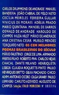Poemas populares, poemas eruditos, poemas simples, poemas complexos. Escritos por homens e por mulheres. O autor oferece um panorama da poesia brasileira no último século, sob a óptica da contemporaneidade e da qualidade. Uma seleção consagrada ao prazer de ler Drummond, Bandeira, Gullar, Cabral, Vinícius de Moraes, entre outros.