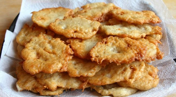 Potato Pancakes – Hungarian Dishes with American Ingredients VII.