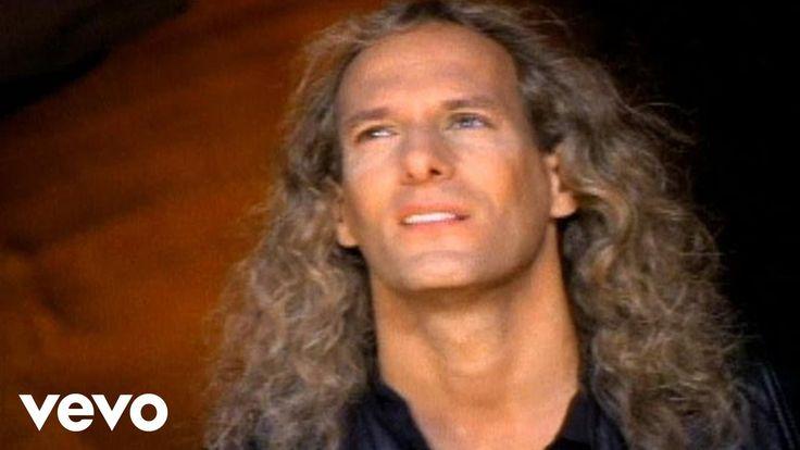 Michael Bolton - Said I Loved You...But I Lied Amo esse cara melodia e todo seu astral. . .  ~Sol Holme~