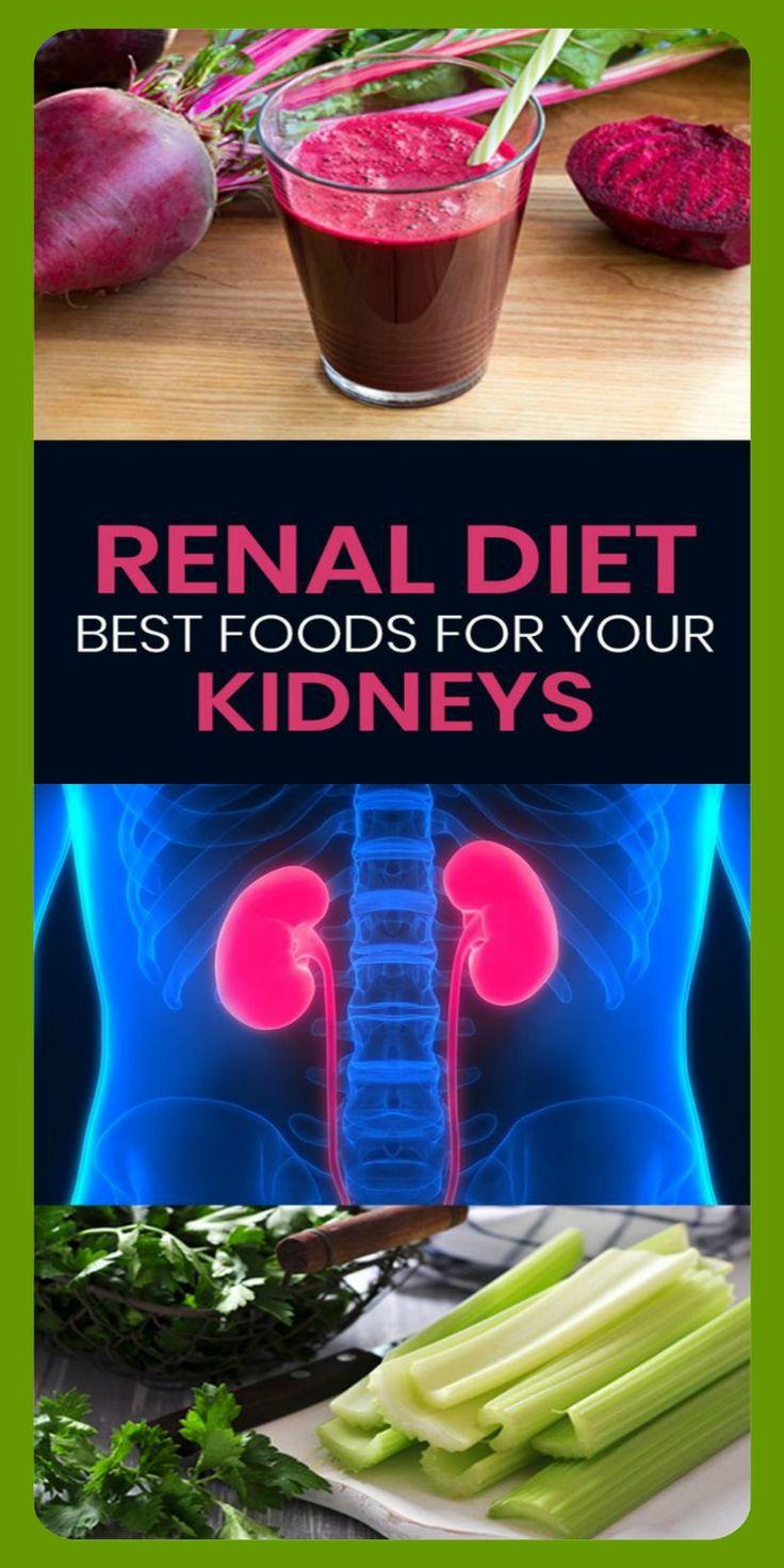 Renal Diet Foods List and Eating Plan for Kidney Disease