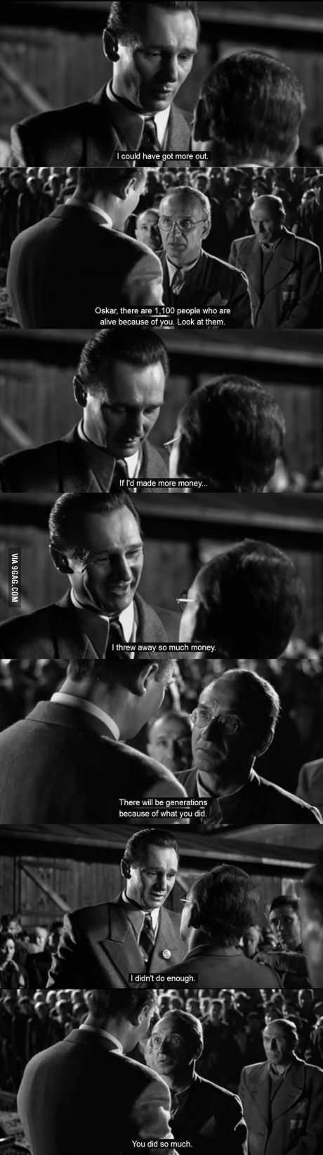 Schindler's List I haven't even seen the movie, but, just listening to the soundtrack... wow... such great emotion. One of the many times music has made me cry.